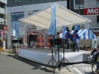 ステージ写真1