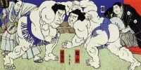 相撲 10m×H5m