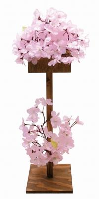 ウッドスタンド桜