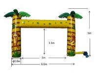 (5)5m門型ヤシの木